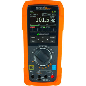 digital multimeter / portable / 1000 V / 600 V