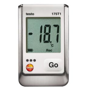 temperature data-logger / USB / with LCD display / for monitoring