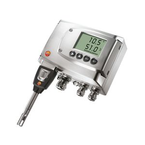 relative humidity and temperature transmitter