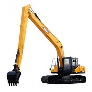 long-reach excavator