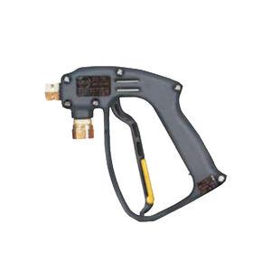 cleaning gun / for water / manual / high-pressure