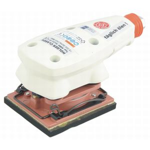 orbital sander / vibrating / pneumatic / low-vibration