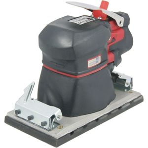 orbital sander / pneumatic / for wood / speed control
