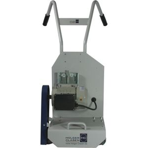 dry cleaning machine / handheld / process / for rust removal
