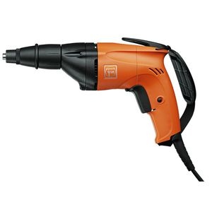 corded electric screwdriver / pistol / for self-drilling screws / clutch-type