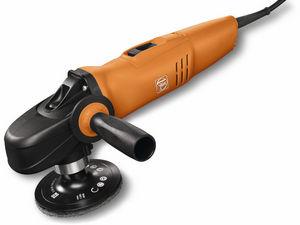 handheld sander-polisher / electric / belt