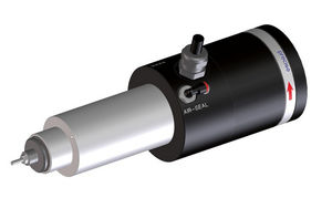 milling motor spindle / for drilling / AC