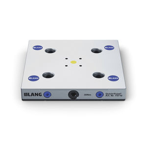 plate zero-point clamping system