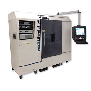 CNC micro-drilling machine / laser / 3-axis / 5-axis