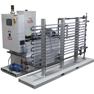 membrane filtration unit / for coolant / for water