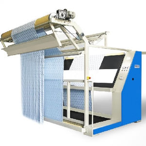 raw fabric inspection machine / with winder / tensionless