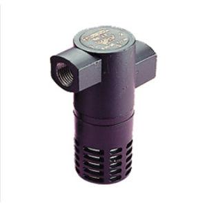 exhaust check valve