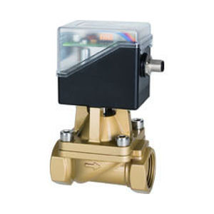 electrically-actuated valve