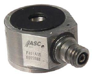1-axis accelerometer / piezoelectric / IEPE / rugged