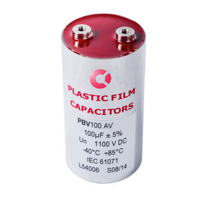 metalized polypropylene film capacitor