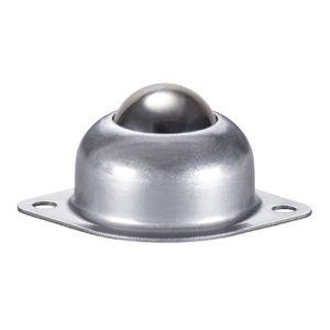 light-duty ball transfer unit / stainless steel / flanged / insert