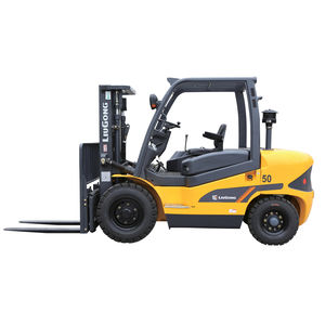 LPG forklift / gas / diesel / ride-on