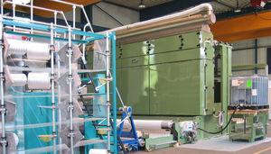 roll coating machine / heavy-duty