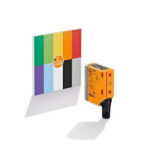 photoelectric color sensor