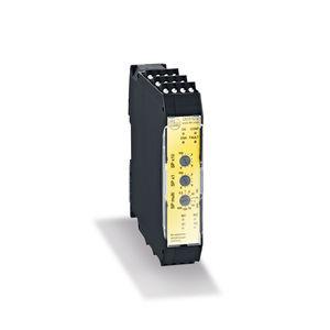 safety relay / speed / DIN rail