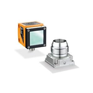 optical level sensor / for liquids / bulk solids / with digital display