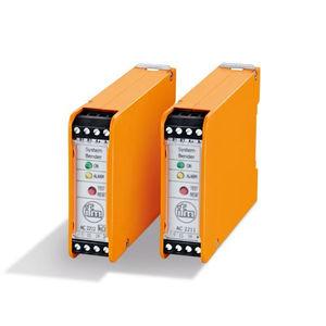 AC network insulation monitor