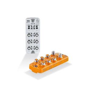 digital I/O module / 8 digital inputs / 16 digital inputs / rugged
