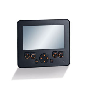 monitoring HMI / with keyboard / panel-mount / 320 x 240