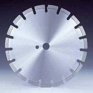 circular saw blade / diamond / for concrete / for stone