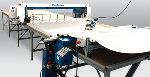 textile cutting system / rotary blade / manually-controlled / automatic