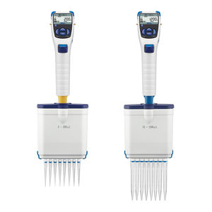 electronic pipette / multi-channel
