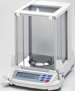 laboratory balance / semi-micro / analytical / with LCD display