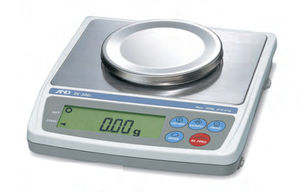 benchtop balance / with LCD display / compact