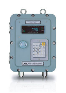 digital weight indicator / panel-mount / explosion-proof