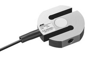 tension/compression load cell / S-beam / stainless steel / strain gauge