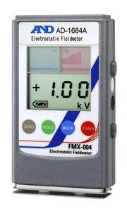 electrostatic field measuring instrument