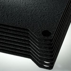 liquid filter pad