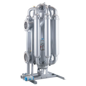 pressure filtration unit / hydraulic / backwash