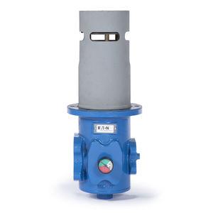 liquid filter / hydraulic / basket / suction