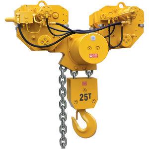 hydraulic chain hoist