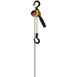 mini chain hoist / manual / lever / compact