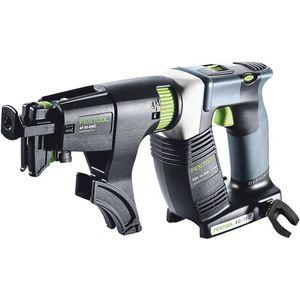 cordless electric screwdriver / pistol / brushless / impact