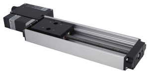 linear stage / miniature / closed-loop / with integrated controller
