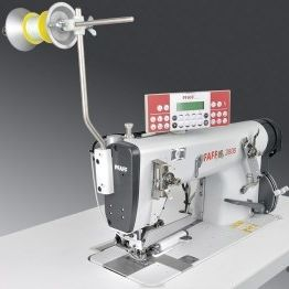 chain stitch sewing machine / automatic / high-speed / drop feed