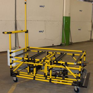 warehouse automatic guided vehicle