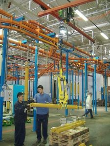 pipe materials handling clamp
