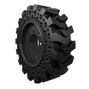 skid steer loader tire / for construction equipment / for mining / 16.5