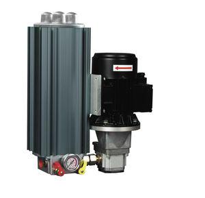 disc filtration unit / oil / dust