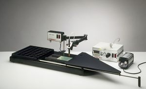 SMT pick-and-place system / manual / vacuum / compact