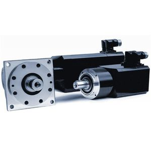 synchronous gear-motor / planetary / orthogonal / 1 kW...2 kW